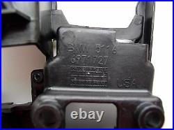 07-10 BMW X5 E70 X6 E71 iDRIVE MEDIA SWITCH MOUSE CONTROLLER CCC COVER +BASIS