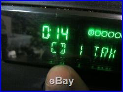 09 10 Ford Expedition Radio 6 Disc CD MP3 Player 2009 2010 OEM 9L1T-18C815-JA