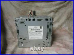 10 2010 Ford Mustang Radio Stereo CD MP3 Player Receiver AM FM ar3t-19c107-ak