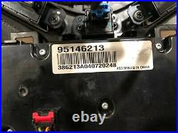 2011 2016 Chevy Cruze Front Monitor Radio Face Control Panel Climate Control Oem