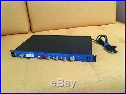 Coleman Audio QS8 passive control room monitor master module with talkback mic