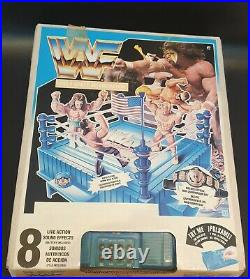 New (Open For Control) Hasbro WWF Blue Ring Sound Module 1991