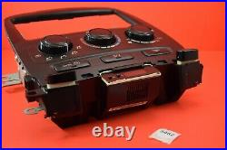 T#4 05-07 Toyota Highlander A/c Heater Climate Control Panel Unit Switch Oem