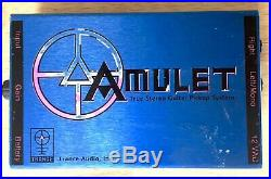 Trance Audio Amulet External Controller Module for Acoustic Guitar Pickup System